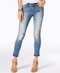 American Rag Ripped Rockaway Wash Skinny Jeans Only At Macy's
