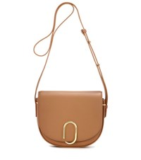 3.1 Phillip Lim Alix Saddle Leather Cossbody Bag Brown