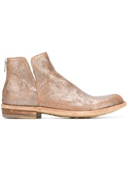 Officine Creative Legrand Boots Brown
