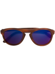 Westward Leaning 'Galileo' Sunglasses Brown