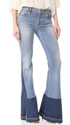 Roberto Cavalli Denim Trousers Blu