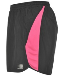 Karrimor Run Shorts From Eastern Mountain Sports Black Pink