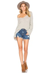 Demy Lee Felicity Sweater Gray
