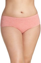 Nordstrom Plus Size Women's Lingerie Seamless Hipster Briefs