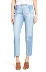 Ag Jeans Women's The Phoebe Vintage High Rise Straight Leg
