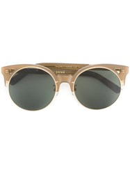 Pared Eyewear Up And At Em Sunglasses Brown