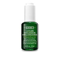 Kiehl's 1851 Sativa Seed Oil Herbal Concentrate 30Ml Green
