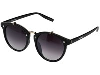 Steve Madden Zinnia Black Fashion Sunglasses
