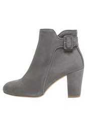 Shoe The Bear Hannah Ii Ankle Boots Grey