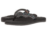 Freewaters Alta Black Grey Women's Sandals