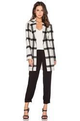 Finders Keepers Vacate Coat Gray