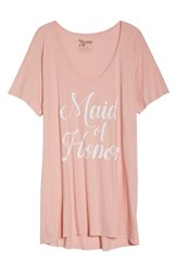 Show Me Your Mumu Maid Of Honor Tunic Pink
