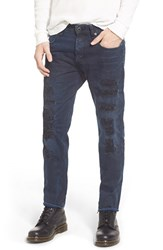 G Star Men's G Star Raw '3301 Low' Slouchy Slim Fit Jeans Pacific Restored
