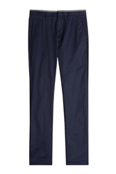 Marc By Marc Jacobs California Cotton Chinos Blue