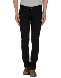 Fred Mello Casual Pants Black