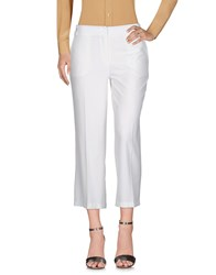 Hope Collection Casual Pants Ivory