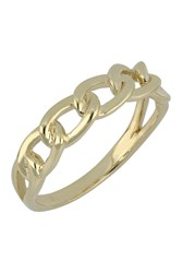 Bony Levy 14K Yellow Gold Link Band Ring