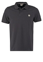 Bench Livedin Polo Shirt Black