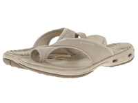 Columbia Kea Vent Fossil Fawn Women's Shoes Gray