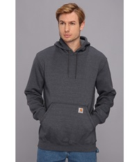 Carhartt Mw Hooded Sweatshirt Charcoal Heather Men's Sweatshirt Gray