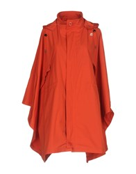 K Way Capes And Ponchos Orange