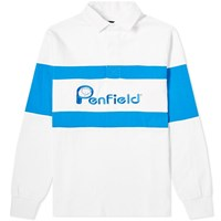 Penfield Cass Rugby Shirt Blue