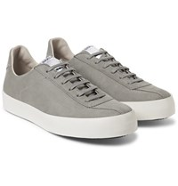Spalwart Court Nubuck Sneakers Gray
