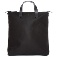 Mismo Shopper Shoulder Bag Black And Black
