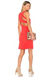Feel The Piece Olympic Tank Dress Red