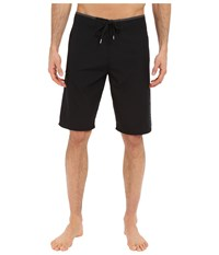O'neill Hyperfreak Solid Boardshorts Black Men's Swimwear