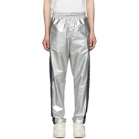 Polo Ralph Lauren Silver Freestyle Pull Up Lounge Pants