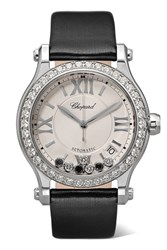 Chopard Happy Sport 36Mm Stainless Steel Black