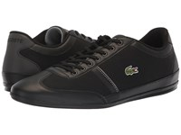 Lacoste Misano Sport 318 1 Black Grey Shoes