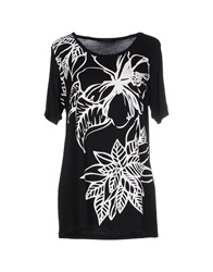 Guess By Marciano Marciano T Shirts Black