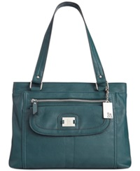 Style And Co. Yassimen Satchel Storm