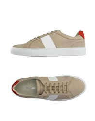 National Standard Footwear Low Tops And Trainers Men Beige