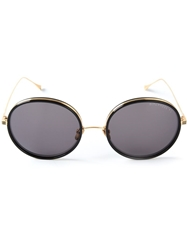 Dita Eyewear 'Freebird' Sunglasses Metallic