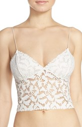 Women's Free People 'Brami' Longline Lace Bralette
