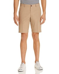 Paul Smith Ps Lightweight Cotton Slim Fit Shorts Tan
