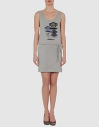 Paul Frank Dresses Short Dresses Women Light Grey