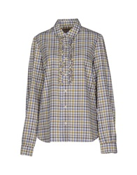 Barbour Shirts Lilac