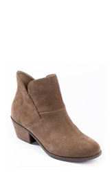 Me Too Women's Zena Ankle Boot Nutmeg Suede