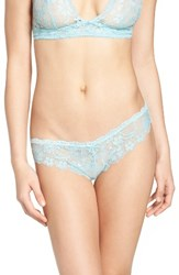 Honeydew Intimates Women's 'Camellia' Lace Thong Mojito
