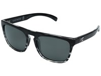 Kaenon Leadbetter Grey Weave Grey 12 Polarized Sport Sunglasses Gray