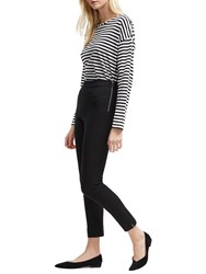 French Connection Kara Skinny Trousers Black