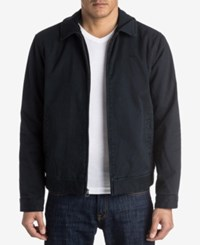 Quiksilver Men's Everyday Billy Jacket Black