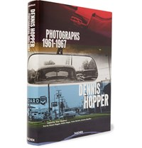 Taschen Dennis Hopper Photographs 1961 1967 Hardcover Book Multi