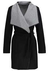 S.Oliver Classic Coat Black Anthracite
