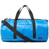 Porter Yoshida And Co. Signal Two Way Boston Bag Blue