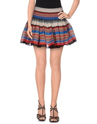 Denim And Supply Ralph Lauren Skirts Mini Skirts Women Red